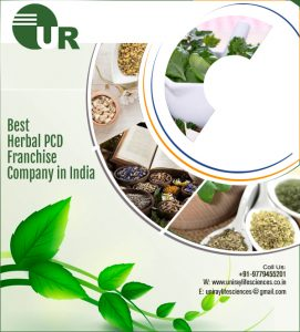 Best Herbal PCD Franchise Company in India