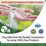Ayurvedic Hand Sanitizer Manufacturers In Chandigarh