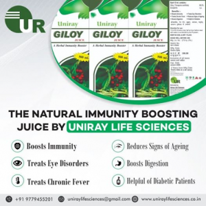 Giloy Juice Third Party Manufacturers in India