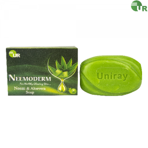 UNIRAY NEEMODERM SOAP