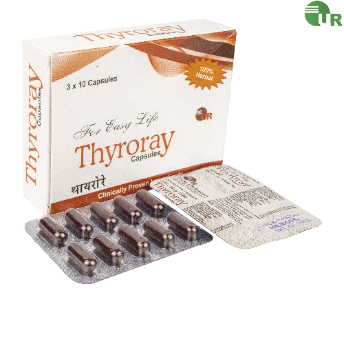 Uniray Thyroray Capsules