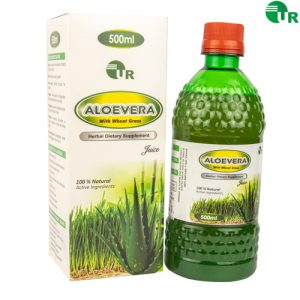 Uniray Aloevera Wheatgrass Juice By Uniray Lifesciences