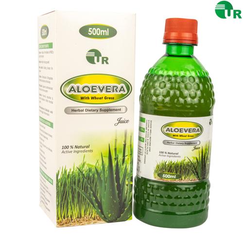 Uniray Aloevera Wheatgrass Juice By Uniray Lifesciences