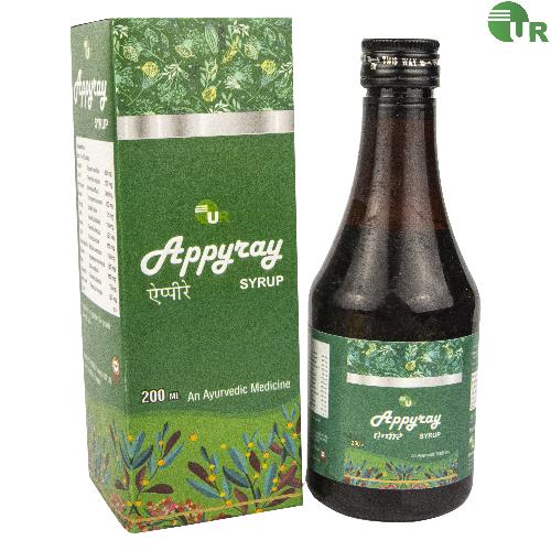 Uniray Appyray Syrup