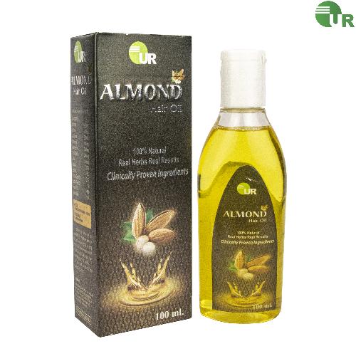 Uniray Almond Hair oil