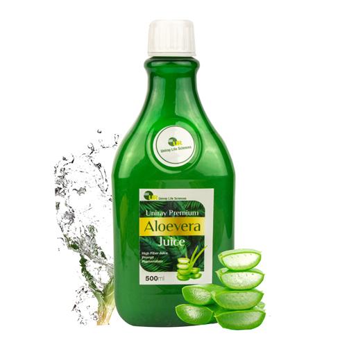 Uniray Aloe vera juice