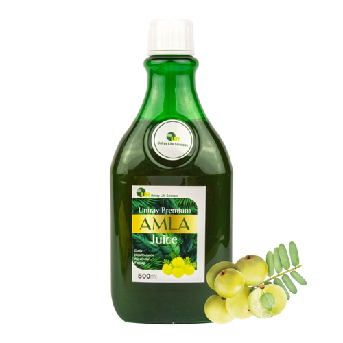 top Amla Juice Manufacturers in India