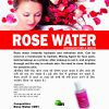 ROSE WATER@@