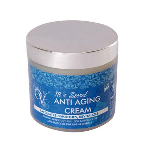 uniray anti aging cream