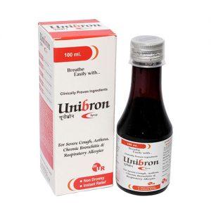 uniray unibron syrup