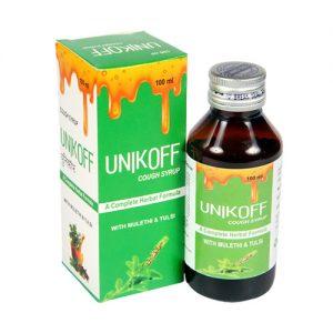 Uniray Unikoff Cough Syrup