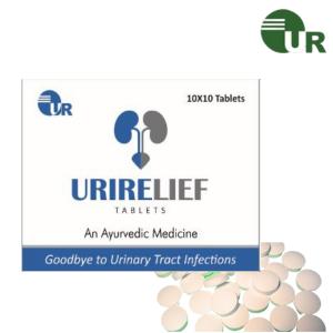 Uniray Urirelief Tablets