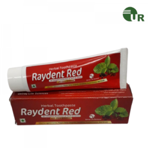 Uniray RAYDENT RED HERBAL TOOTHPASTE