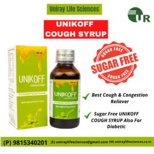 Cough And Cold Ayurvedic Medicines Manufacturers in India