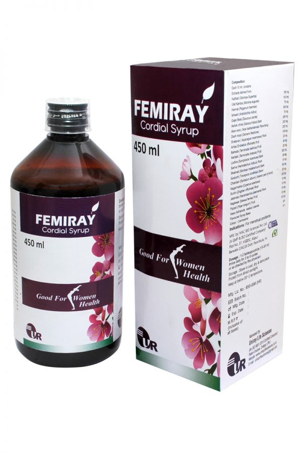 FEMALE CORDIAL SYRUP