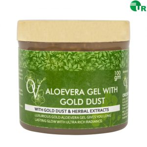 UNIRAYALOEVERA GEL WITH GOLD DUST