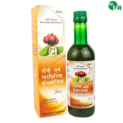 Uniray Noni With Garcinia Juice