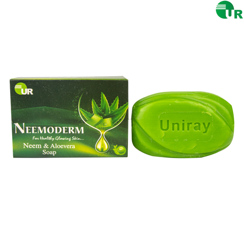 UNIRAY NEMODERM SOAP