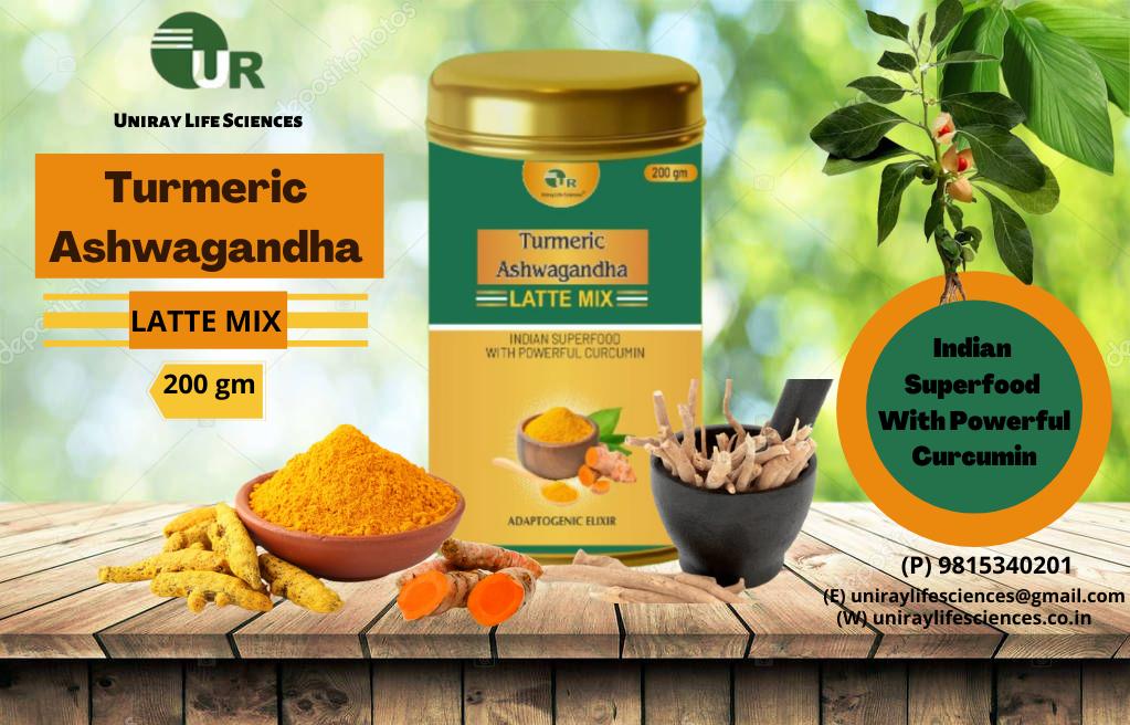 Best Turmeric Ashwagandha Latte Mix Manufacturer In India| Natural Remedies For Knee Pain