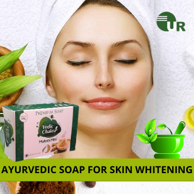 Ayurvedic Soap for Skin Whitening