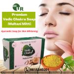 Ayurvedic Soap for Skin Whitening