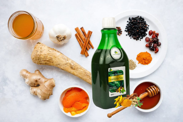 Best Ayurvedic Immunity Booster Syrup Manufacturer