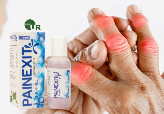 ayurvedic pain oil manufacturer in India