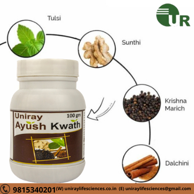 Best Ayush Kadha Powder For Immunity booster Manufacturer