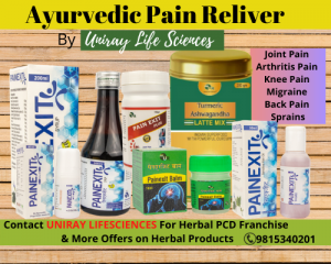 Ayurvedic Pain Reliever Medicines Manufacturers In India