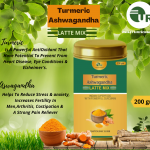 Best Turmeric Ashwagandha Latte Mix Manufacturer In India | Natural Remedies For Knee Pain