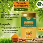 Best Turmeric Ashwagandha Latte Mix Manufacturer In India | Natural Remedies For Knee Pain