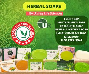 best herbal soap for skin in India