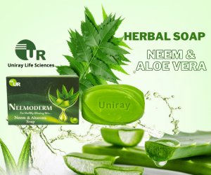 Best herbal soap for pimples and oily skin in India