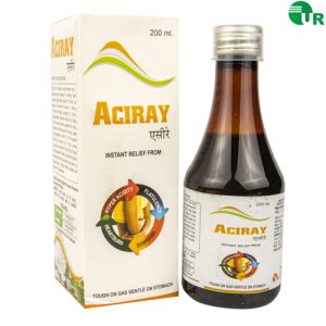 Antacid Syrup Manufacturers in India
