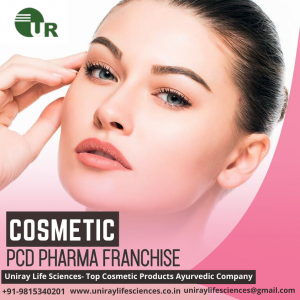 Top Cosmetic Products Franchise Company In India